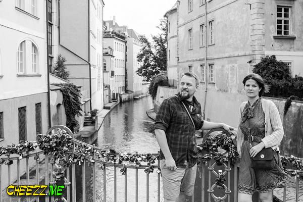 Прогулка по Праге - индивидуальная экскурсия пражская Венеция