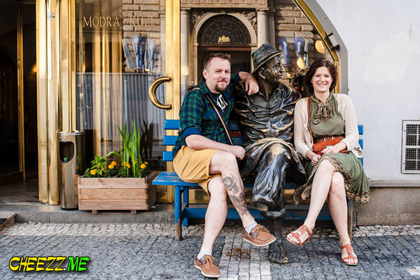 Прогулка по Праге - индивидуальная экскурсия с фотографом