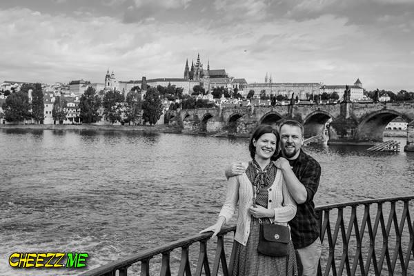 Прогулка по Праге - индивидуальная экскурсия с фотографом - Карлов мост