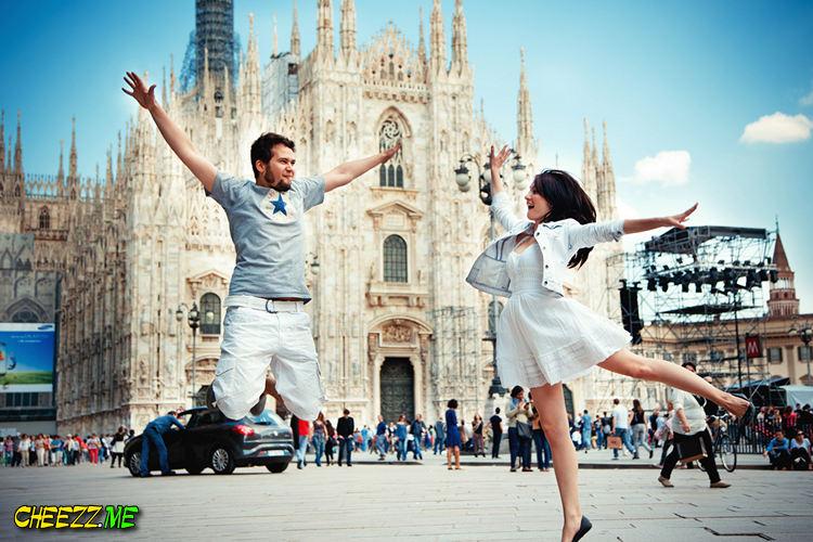 Фотограф в Милане индивидуальная экскурсия