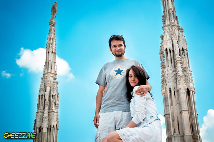 Фотосессия в Милане - индивидуальная экскурсия с фотографом