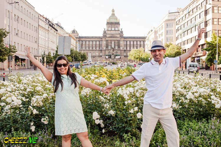 Индивидуальная экскурсия в Праге - Вацлавская Площадь