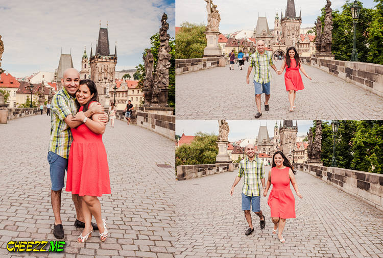 Фотограф в Праге - Карлов мост, индивидуальная экскурсия