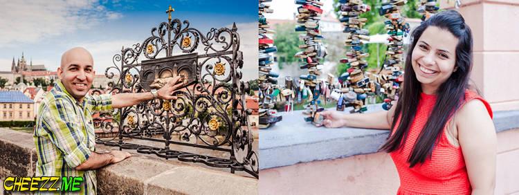 Индивидуальная экскурсия в Праге с фотографом летом