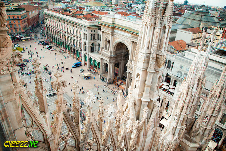 Собор Дуомо в Милане индивидуальная экскурсия