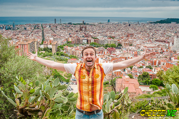 фотосессия в Барселоне - цена 150 евро