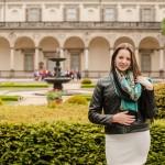 Летние королевские сады в Праге