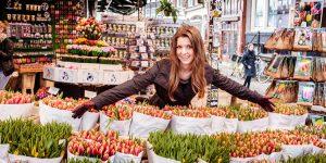 Индивидуальная экскурсия по Амстердаму, прогулка с фотографом