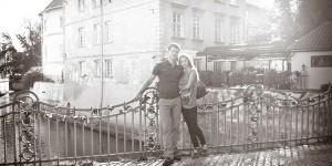 Прогулка по Праге летом с фотографом