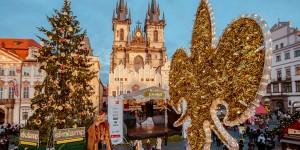 Новый 2016 год в Праге — Рождество в Чехии