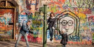 Прогулка пешком по Праге в марте – фото отчет