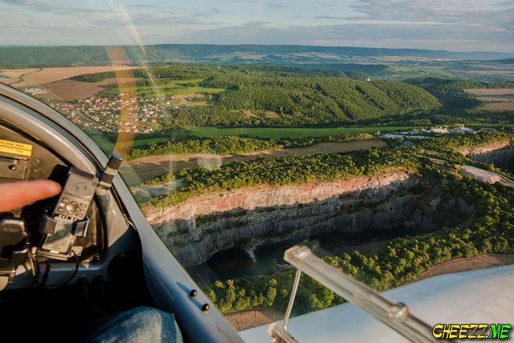 Flying tour in Prague