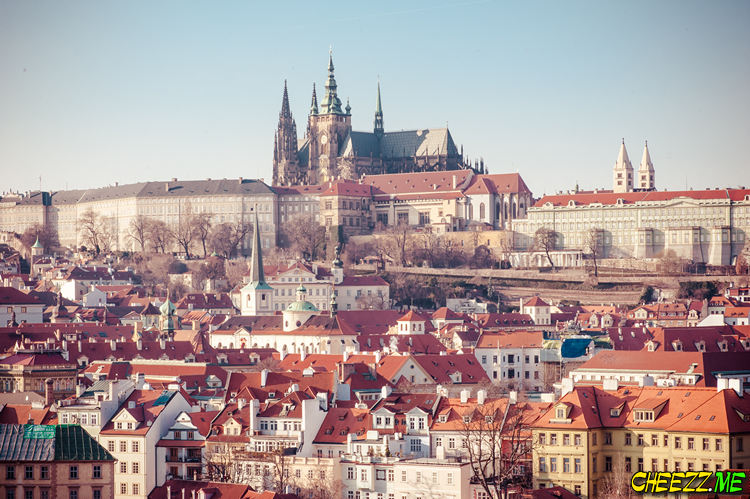Prague view photographer