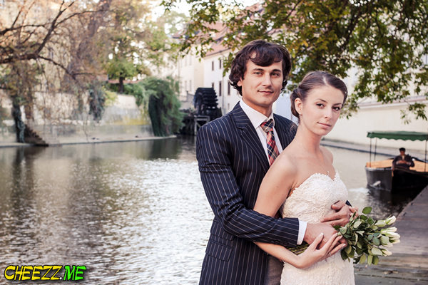 cheap low cost wedding photographer in Prague