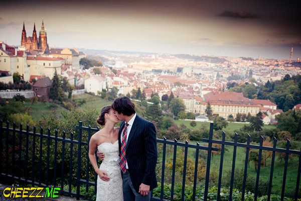 cheap wedding photographer Prague