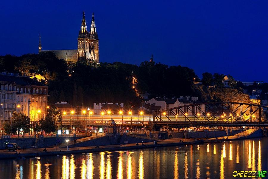 Vysehrad in Prague