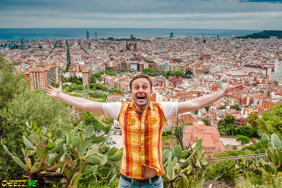 Photographer and guide in Barcelona