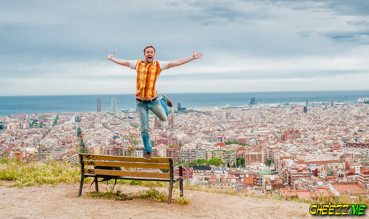 Destination photographer and guide in Barcelona