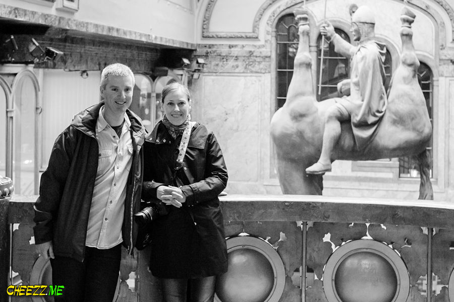 Wenceslas monument David the Black photo