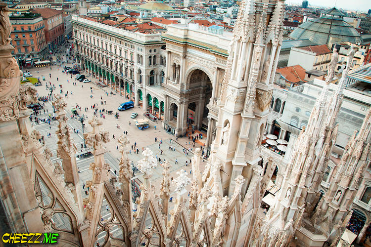 GuidePhotographer In Milan – Milan Tourist Map