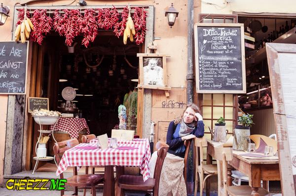Restaurant in Rome